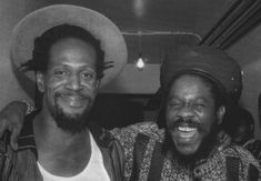 Gregory Isaacs and Dennis Brown. gone way too soon.