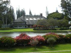 Four Seasons Resort Lana\'i, The Lodge at Koele