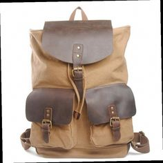 48.55$  Watch now - http://alid67.worldwells.pw/go.php?t=32615063136 - Top Quality Men Canvas Backpack Big Capacity Man Backpacks School Shoulder Bags Mochila Rucksack MU-2126