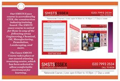 https://flic.kr/p/Vm2EgC | SMSTS Course Centre Colchester, UK | Call us : 02079932534  Follow us : smstsessex.com  Follow us : followus.com/smstsessex  Follow us : smstsessex.wordpress.com  Follow us : uk.pinterest.com/smstsessex