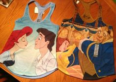 Disney shirts that totally work