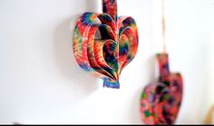 How to Make Duck Tape Hanging Heart Decor with LaurDIY | Valentine's Day...