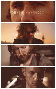 The killers. Brandon Flowers tho