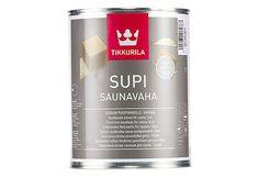 Image for Tikkurila Supi Saunavaha 1l Harmaa from Kodin Terra