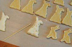 NINE + SIXTEEN: Recipe | Easter Sugar Cookies