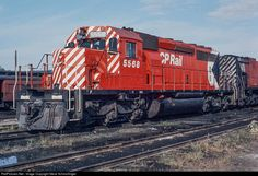 RailPictures.Net Photo: CP 5568 Canadian Pacific Railway GMDD SD40-2 at Coquitlam, British Columbia, Canada by Steve Schmollinger