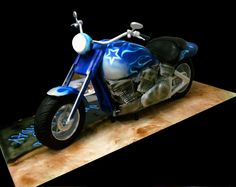 64 Trendy how to make a motorcycle cake watches - Travel: Cars, Buses & Motorcycles - Motorrad Motorcycle Cake, Motorcycle Shop, Motorcycle Style, Motorcycle Outfit, Motorcycle Birthday, Motor Cake, Tire Cake, Harley Davidson Cake, Motorcycle Hairstyles