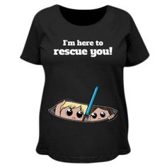 A New Hope Rescue Maternity Shirt