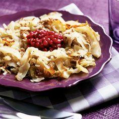 Jauheliha-kaalilaatikko | K-ruoka #kaali