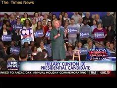 Hillary Clinton & Bernie Sanders Heading To Pennsylvania Today - America's Newsroom