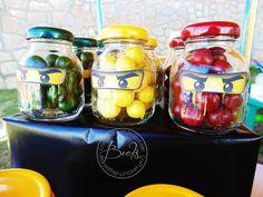 Beck's Crafts&Stuffs Lego Ninja Go Party