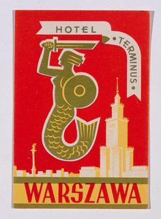 Hotel Terminus _______________________________ Warsaw ~ Poland