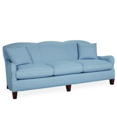 Lee Industries Sofa In Dylan Sky