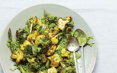 This speedy vegan dish contains 4 of your 5-a-day and is flavoured with chilli, turmeric and lime
