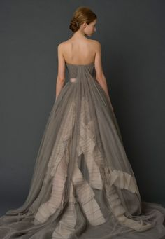 Vera Wang Harlow... the back.