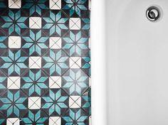 Decoration, Tiles, Parfait, Home, Color Inspiration, Tile, White People, Cement, Wall Tiles