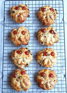 Fat Rascals hail from Yorkshire and are a delicious cross between a scone and a rock cake, packed full of dried fruit and zesty flavour. Bring a little bit of Yorkshire into your kitchen with this deliciously simple recipe. Biscuit Cake, Biscuit Recipe, Savoury Biscuits, Annoyed, Thyroid, Cinnamon Rolls, Tray Bakes, Afternoon Tea, Scones