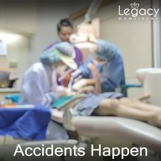 Any dental emergency like an injury to the teeth or gums can be potentially serious and should not be ignored. Ignoring a dental problem can increase the risk of permanent damage as well as the need for more extensive and expensive treatment later on. Know more about us at http://yourholisticsmile.com/ Book your appointment by calling us on 972-723-1148 or email us at info@legacydentistry.com #legacydentistry #midlothian #texas