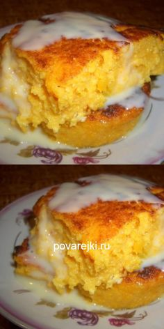 Air pumpkin casserole will appeal to even those who don't really like pumpkin. Russian Cakes, Russian Desserts, Russian Recipes, Russian Honey Cake, Baby Food Recipes, Cake Recipes, Dessert Recipes, Banana Recipes, Smoothie Recipes
