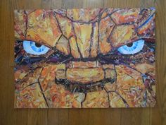 Recyclart of The Thing