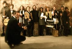 String Theory performance group