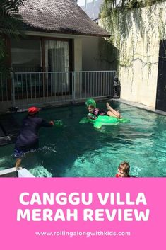 Our review of our stay at Canggu Villa Merah. Photos and videos of the 3 bedroom villa with enclosed living space. #bali #baliwithkids #canggu #cangguwithkids #baliaccommodation Bali With Kids, Travel With Kids, Bali Family Holidays, Bali Accommodation, Bali Travel, Living Spaces, Villa, Tours, Photo And Video