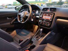 2013 Volkswagen Scirocco R Interior