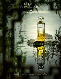 Perfume Shrine: Hermes Le Jardin de Monsieur Li: new fragrance