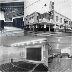 Cine Rex, opened in 1940 and close in the end of the 70's. In the 80's was reopened as Teatro Zaccaro. Nowadays is abandoned. Sao Paulo - Brazil