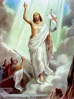 Resurrection and Ascension of Jesus Christ Photo Gallery 7 Easter Images Jesus, Jesus Christ Images, Rosary Novena, Holy Rosary, Rosary Catholic, Catholic Saints, Wunder Von Jesus, Jesus Tomb, Jesus E Maria