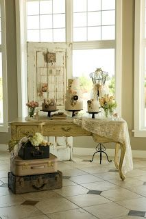 Nannette York: Vintage Rental Ideas