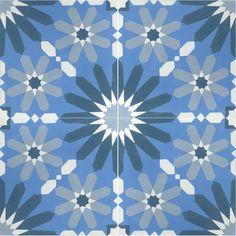 8x8 Menorca Cement Tile