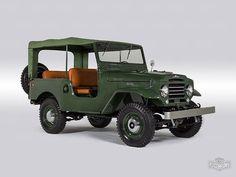 1960 Toyota Land Cruiser FJ25