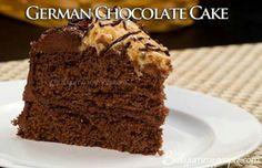 Grumman chocolate cake
