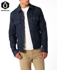 Standard Fit Trucker Jacket