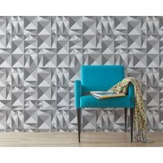 Com o Adesivo Papel de Parede Dália Cinza você pode decorar diversos ambientes, e até mesmo móveis da casa.