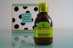 Unboxing | DOUBOX Macadamia Haar-Öl