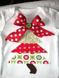 Resultado de imagen para camisa decorada con motivo navideño