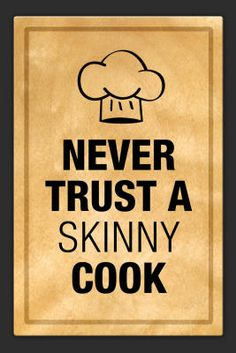 Love to cook, love to bake ;)