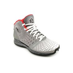 5bceb571aa0186 Adidas Boys Youth Derrick D Rose 3.5 Basketball Shoes-Gray White Black-