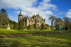 ecclescraig castle anerdeenshire