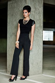 love this sleek outfit http://rstyle.me/n/ndjb5r9te