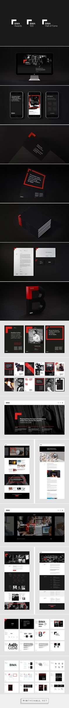 British Interactive Media Association on Behance... - a grouped images picture…