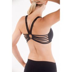 Coolest sports bra EVER - the @Figg Activewear Strappy Back Bra | FIGG