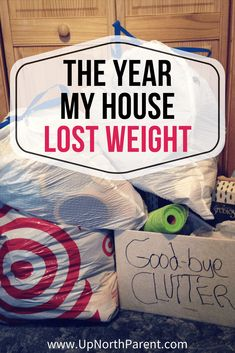 The year my house lost weight is the year I am decluttering my entire house top to bottom. I'm learning a lot about myself in the process, as well as experiencing a sense of freedom I didn't know I was missing. Getting Rid Of Clutter, Getting Organized, House Cleaning Tips, Cleaning Hacks, Cleaning Schedules, Fall Cleaning, Cleaning Solutions, Planners, Clutter Control