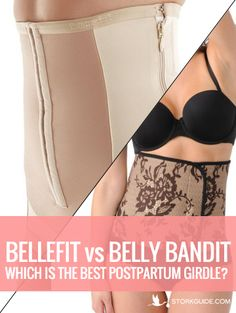 If you're a new mama who is itching to get back into her pre-pregnancy jeans, the Belly Bandit or the Bellefit can help you do that and much more. But which one is better? Both brands offer a…