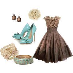 Romantic Vintage Dress