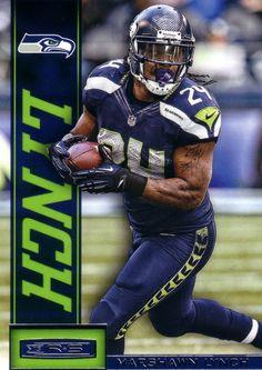 ab6bfa4260 Marshawn Lynch - Seattle Seahawks Seahawks Gear