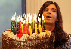 Cristina Kirchner festeja su cumpleaños en Mar Del Plata