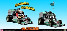 British Grand Prix in review!